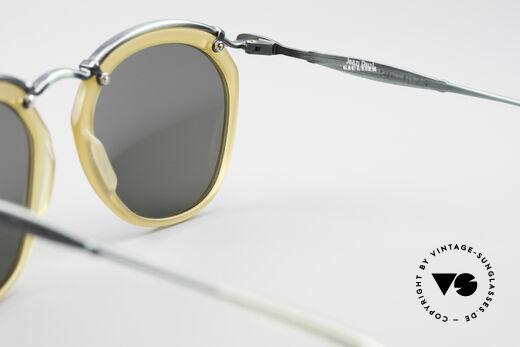 Jean Paul Gaultier 56-1273 Panto Style Sonnenbrille, KEINE Retro-Mode; ein ca. 20 Jahre altes Original!, Passend für Herren und Damen