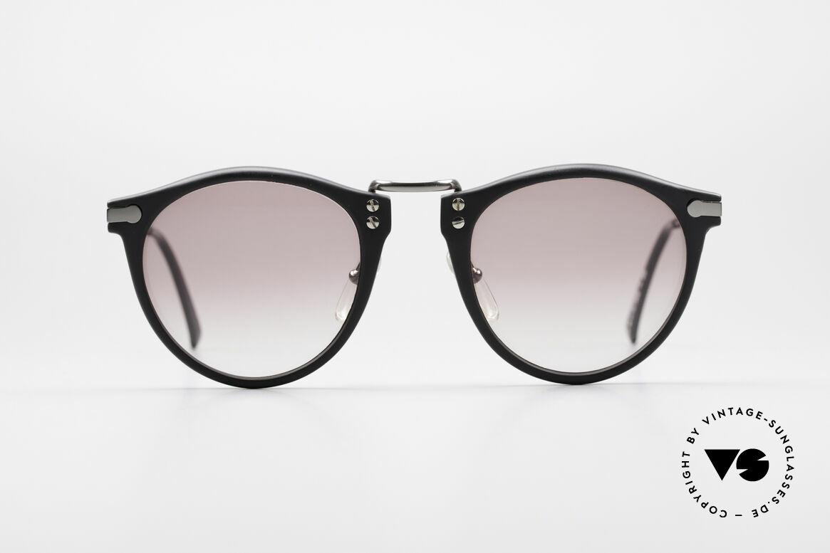 BOSS 5152 - L 90er Panto Sonnenbrille Large, seltenes Original aus den 1990ern (made in Austria), Passend für Herren