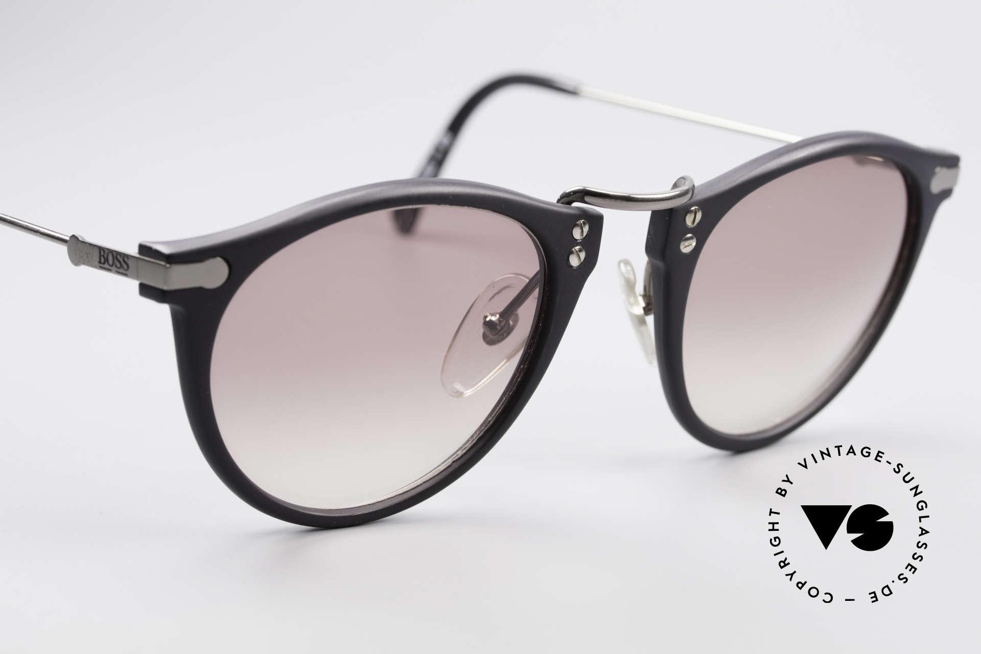 BOSS 5152 - L 90er Panto Sonnenbrille Large, unbenutzt (wie alle unsere alten PantoSonnenbrillen), Passend für Herren