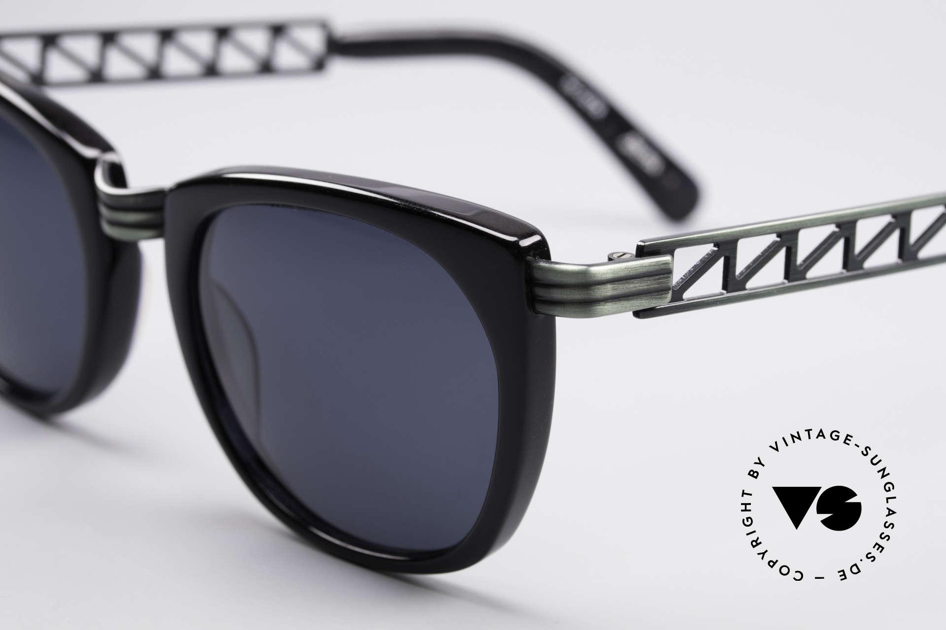Jean Paul Gaultier 56-0272 Steampunk 90er Sonnenbrille, unbenutzt; wie alle unsere vintage ORIGINALE, Passend für Herren und Damen