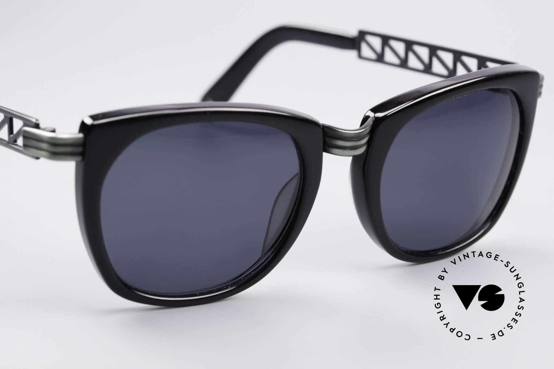 Jean Paul Gaultier 56-0272 Steampunk 90er Sonnenbrille, KEINE Retrosonnenbrille, sondern 20 Jahre alt, Passend für Herren und Damen