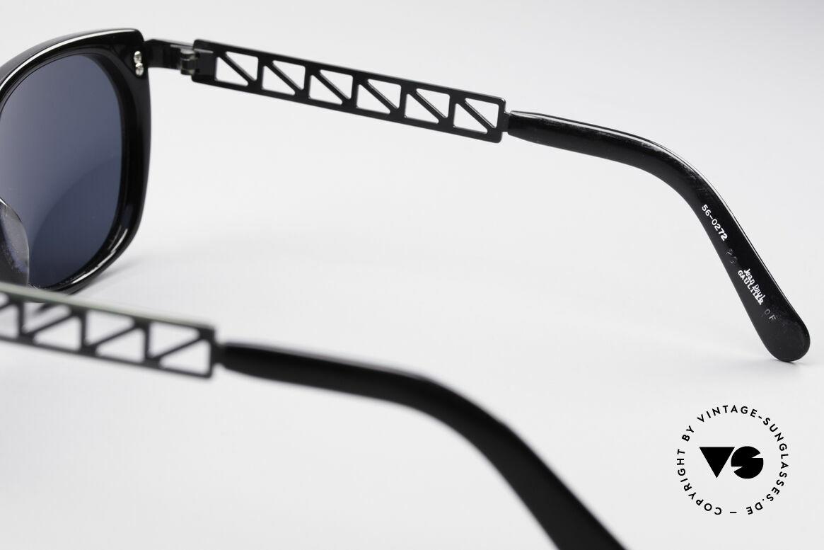 Jean Paul Gaultier 56-0272 Steampunk 90er Sonnenbrille, Größe: large, Passend für Herren und Damen