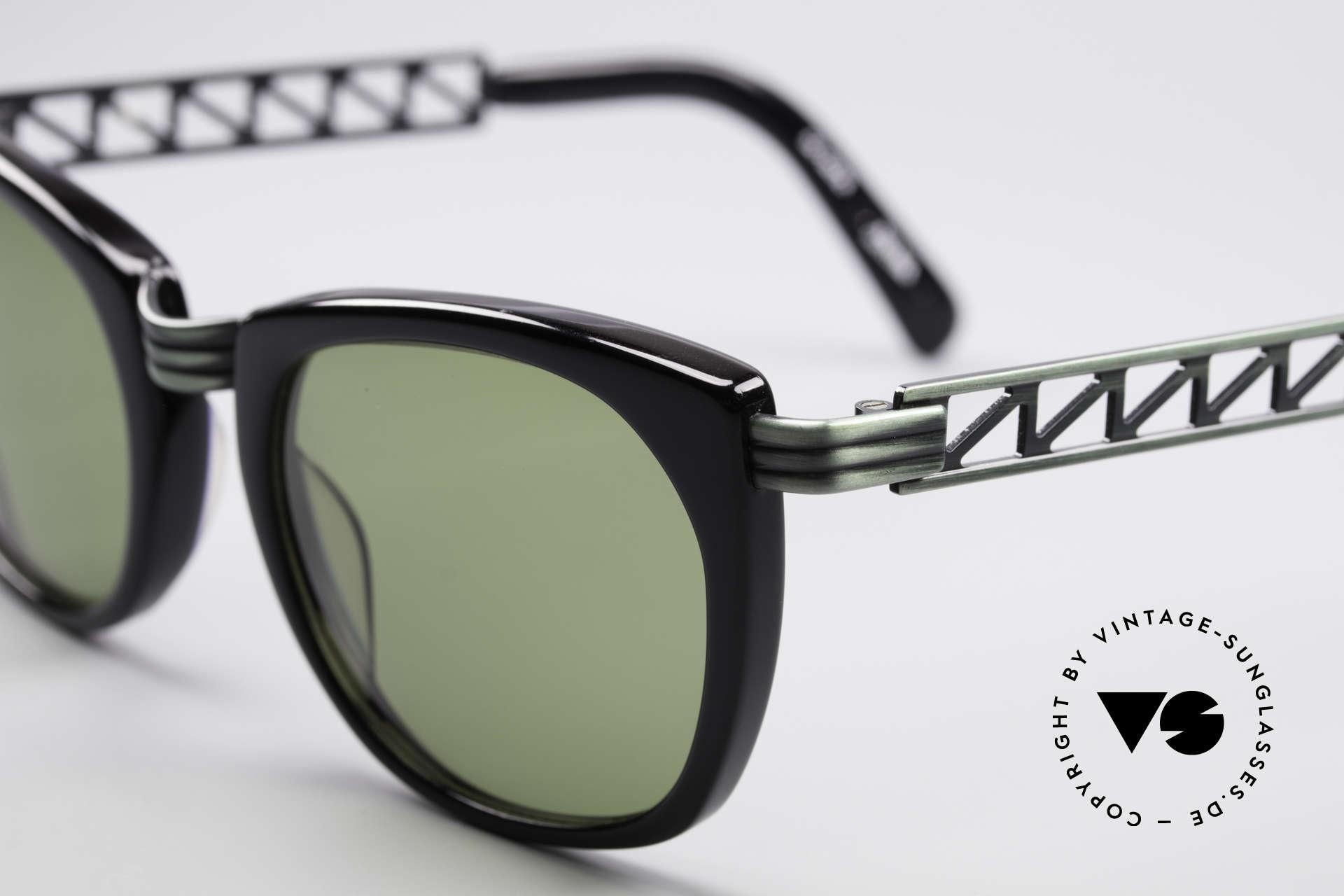Jean Paul Gaultier 56-0272 90er Steampunk Sonnenbrille, unbenutzt; wie alle unsere vintage ORIGINALE, Passend für Herren und Damen