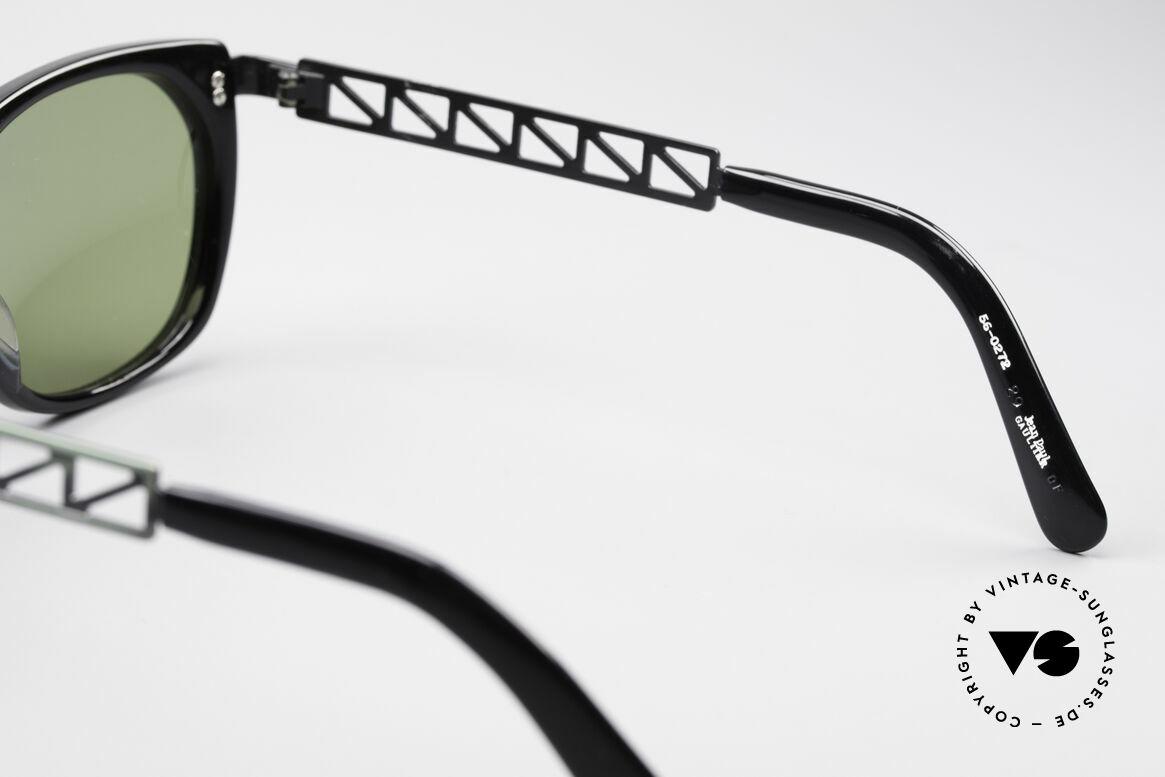 Jean Paul Gaultier 56-0272 90er Steampunk Sonnenbrille, Größe: large, Passend für Herren und Damen