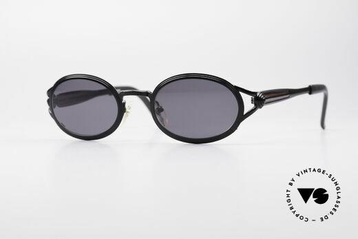 Jean Paul Gaultier 56-7114 Ovale Steampunk  JPG Brille Details
