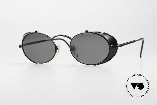 Jean Paul Gaultier 56-1175 Seitenscheiben Sonnenbrille Details