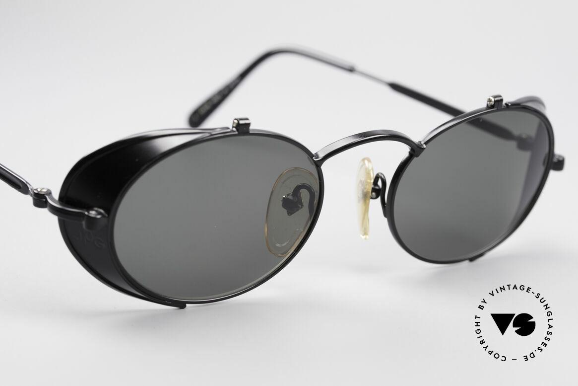 Jean Paul Gaultier 56-1175 Seitenscheiben Sonnenbrille