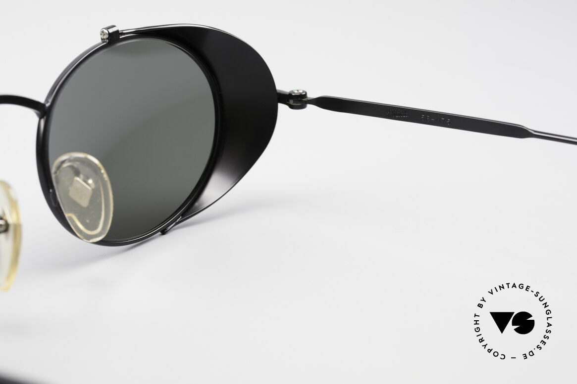 Jean Paul Gaultier 56-1175 Seitenscheiben Sonnenbrille, Größe: medium, Passend für Herren und Damen