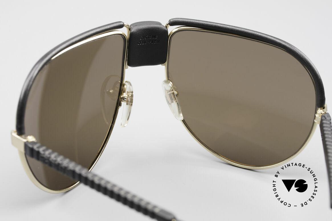 Cebe Seoul 88 Olympische Spiele Brille, absolute Rarität und Lieferung in einem CEBE-Sportetui, Passend für Herren