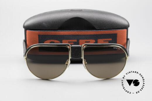 Cebe Seoul 88 Olympische Spiele Brille, KEINE Retrobrille, sondern ein 30 Jahre altes ORIGINAL, Passend für Herren