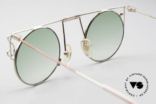 Casanova MTC 8 Kunstvolle Vintage Fassung, KEINE Retrobrille, sondern ein einzigartiges ORIGINAL, Passend für Damen
