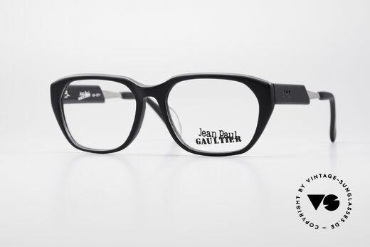 Jean Paul Gaultier 55-1071 Designer Vintage Brille Details
