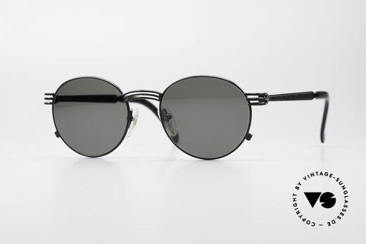 Jean Paul Gaultier 55-3174 Designer Gabelsonnenbrille Details