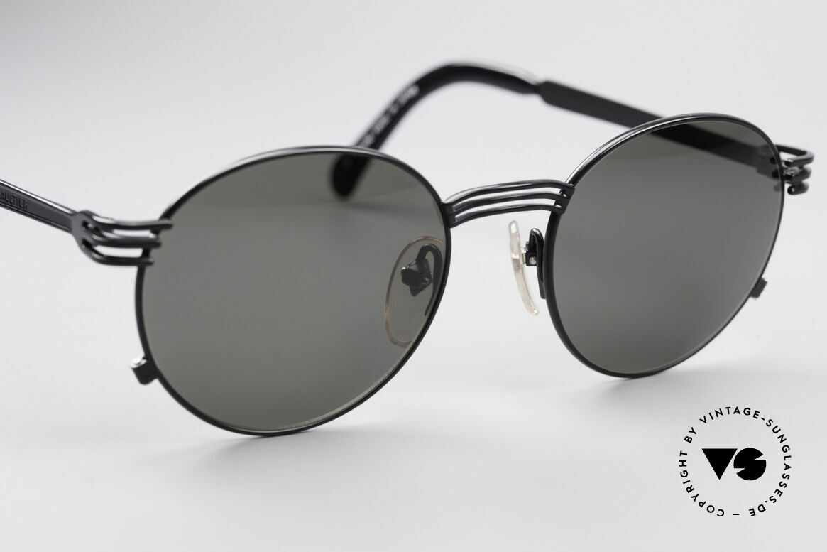 Jean Paul Gaultier 55-3174 Designer Gabelsonnenbrille