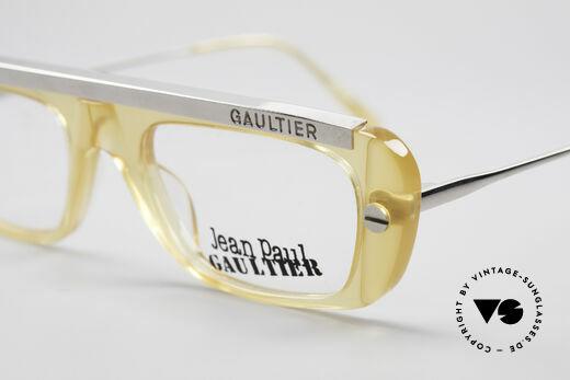 Jean Paul Gaultier 55-0771 Markante Vintage Brille
