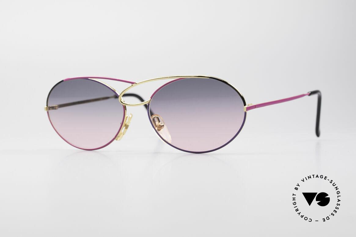 Casanova LC17 Vintage Damen Sonnenbrille