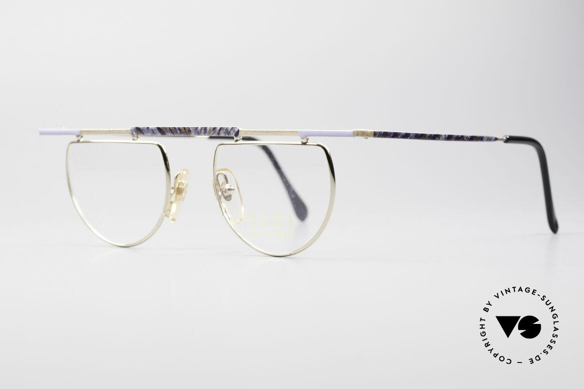 Taxi 223 by Casanova Kunst Vintage Brille, verkörpert die Ausgelassenheit des venezian. Karnevals, Passend für Damen