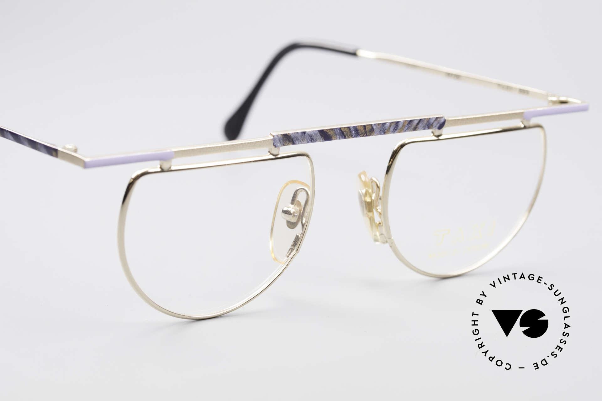 Taxi 223 by Casanova Kunst Vintage Brille, die Demogläser können beliebig optisch ersetzt werden, Passend für Damen