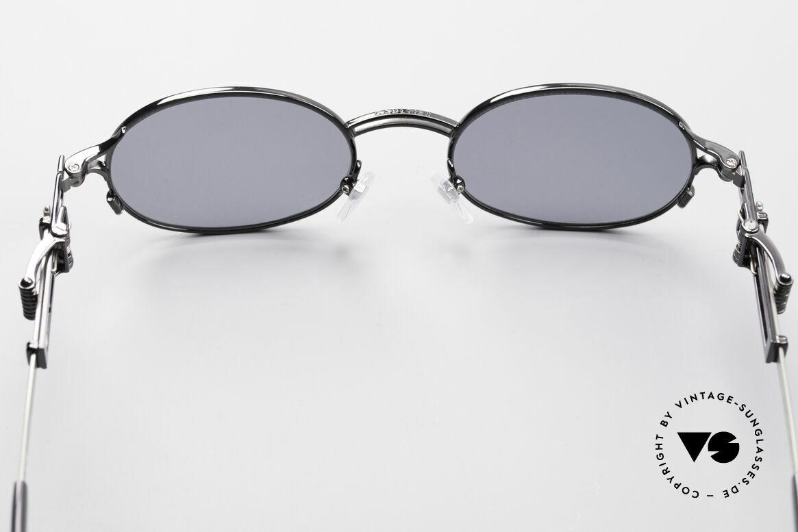 Jean Paul Gaultier 56-0020 Ovale Gürtelschnalle Brille, Größe: medium, Passend für Herren