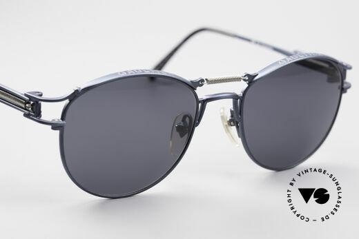 Jean Paul Gaultier 56-5107 Panto Designer Sonnenbrille, KEINE Retro-Sonnenbrille; vintage Original von 1997, Passend für Herren und Damen