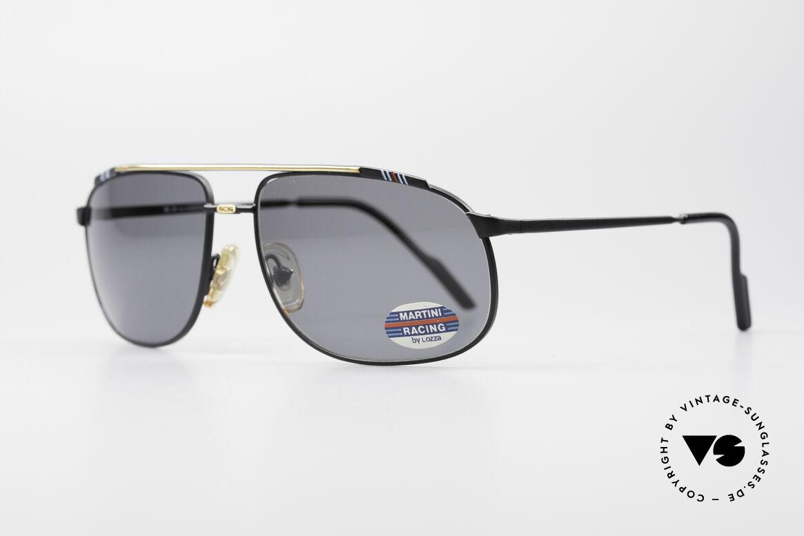 Martini Racing - Tenere Rennfahrer Sonnenbrille, diverse Accessoires wurden für die Rennfahrer gefertigt, Passend für Herren
