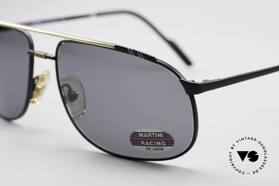 Martini Racing - Tenere Rennfahrer Sonnenbrille, das Modell Tenerè ist Teil der Sonnenbrillen-Kolletion, Passend für Herren