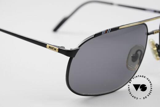 Martini Racing - Tenere Rennfahrer Sonnenbrille, der Name sagt alles: Tenerè = die 'Wüste der Wüsten', Passend für Herren