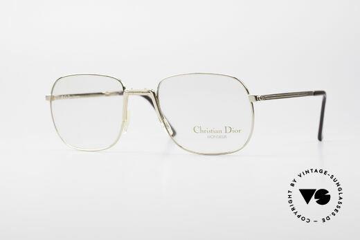 Christian Dior 2288 Monsieur Vintage Faltbrille Details