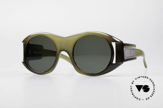 Christian Dior C61 70er vintage Optyl Brille Details