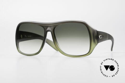 Christian Dior 2000 Monsterbrille 70er Optyl Details