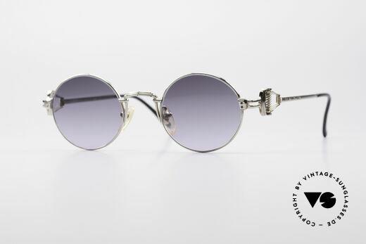 Jean Paul Gaultier 55-5106 Steampunk Sonnenbrille Details