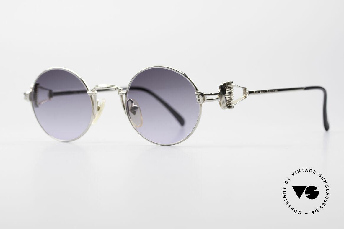 """Jean Paul Gaultier 55-5106 Steampunk Sonnenbrille, heutzutage auch oft als """"Steampunk Brille"""" bezeichnet, Passend für Herren und Damen"""