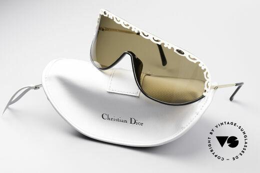 Christian Dior 2501 80er Designer Sonnenbrille, KEINE Retromode, sondern ein einzigartiges Original!, Passend für Damen