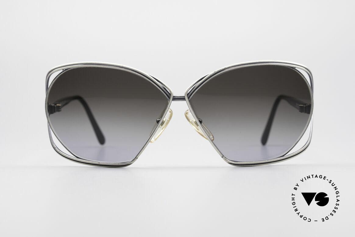 Christian Dior 2499 Damen Sonnenbrille 80er, legendäres 'BUTTERFLY-DESIGN' von Christian Dior, Passend für Damen
