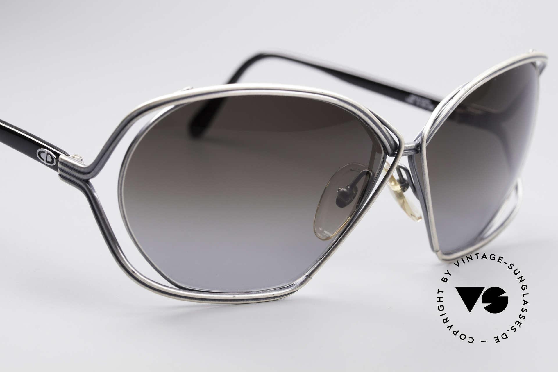 Christian Dior 2499 Damen Sonnenbrille 80er, ungetragen (wie alle unsere vintage Dior Raritäten), Passend für Damen