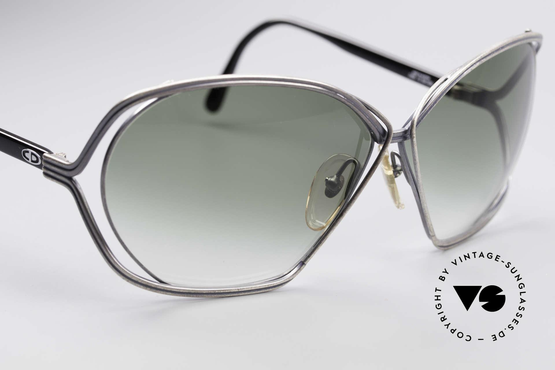21e80163033 Sonnenbrillen Christian Dior 2499 Damen 80er XL Sonnenbrille ...