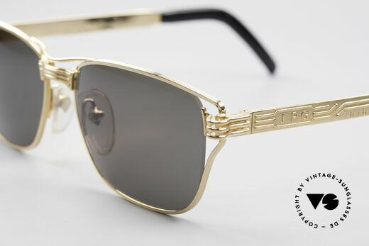 Jean Paul Gaultier 56-4173 Eckige Designer Sonnenbrille