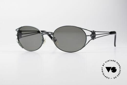 Jean Paul Gaultier 58-5106 Vintage Brille Steampunk Details