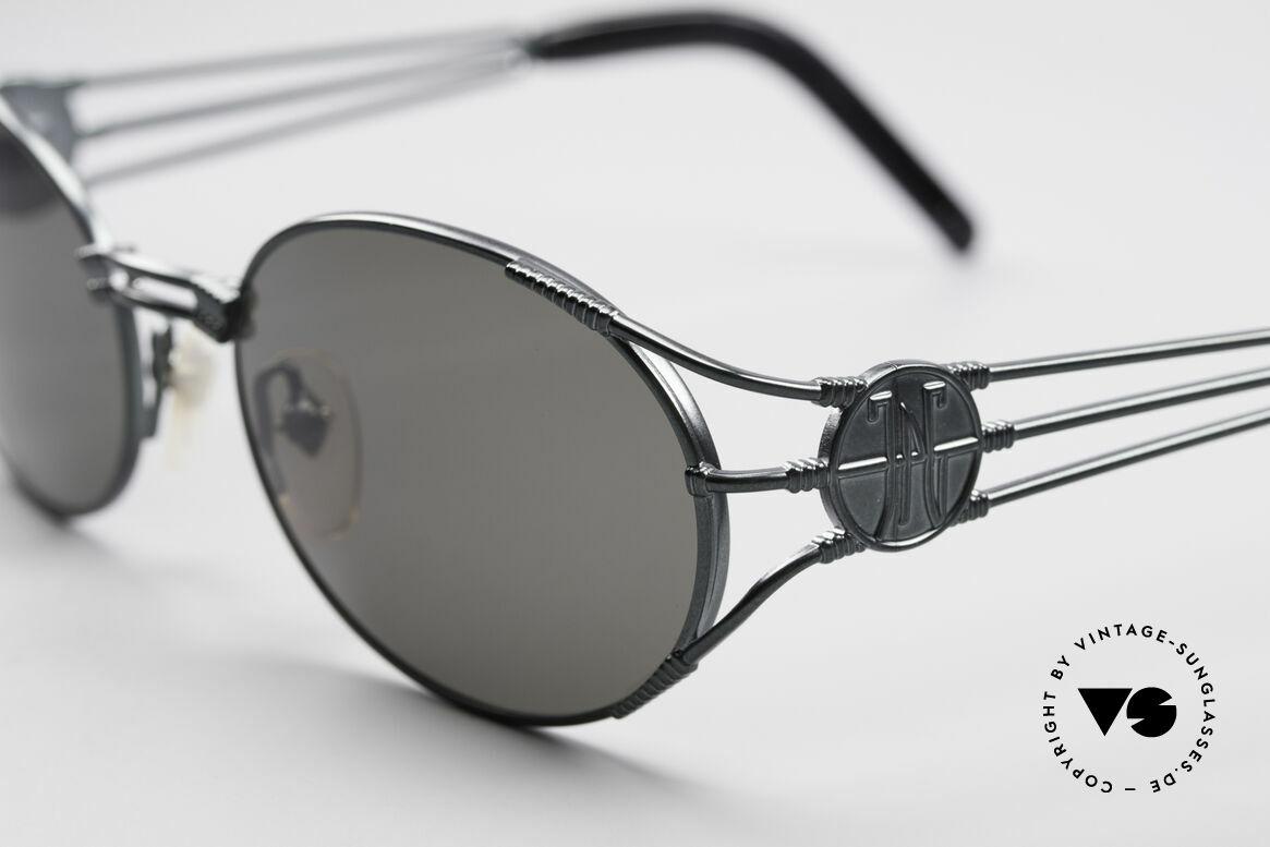 Jean Paul Gaultier 58-5106 Vintage Brille Steampunk, absolute vintage Rarität in fühlbarem Top-Zustand, Passend für Herren und Damen