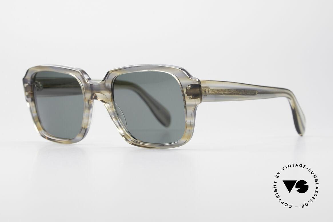 Metzler 448 Kleine 70er Sonnenbrille