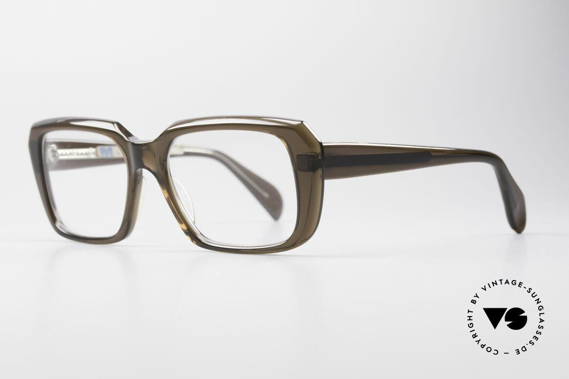 Metzler 4150 80er Vintage Herrenbrille
