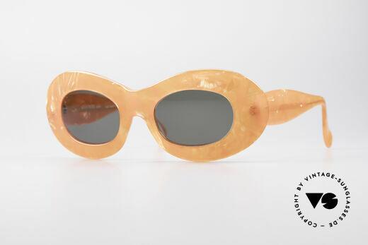 Alain Mikli 4101 / 596 Jackie O Damen Sonnenbrille Details