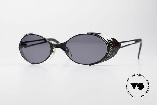 Jean Paul Gaultier 56-7109 JPG Steampunk Sonnenbrille Details