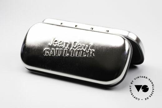 Jean Paul Gaultier 58-6202 Ovale Seitenblenden Brille