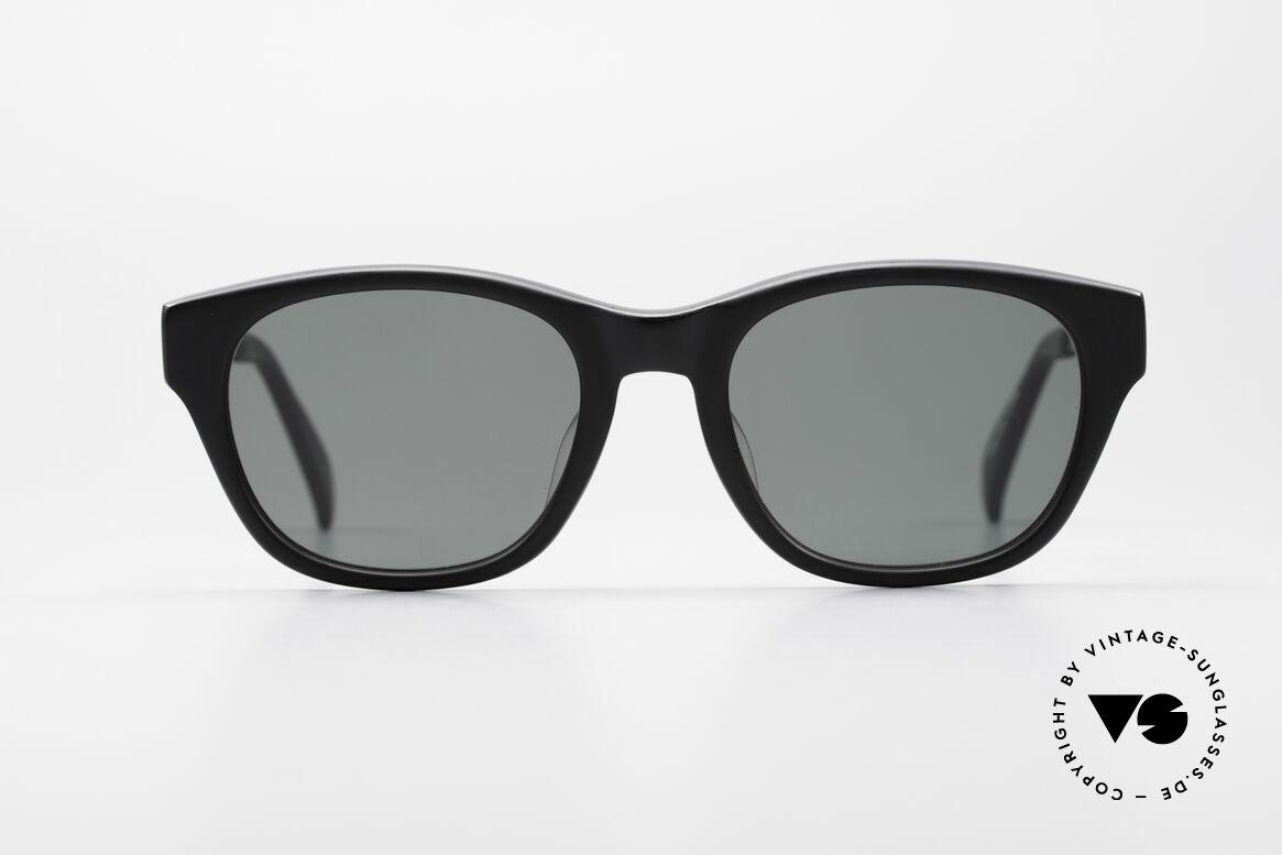 Jean Paul Gaultier 56-1071 Designer Vintage Sonnenbrille, tolle Material- und Farbkombinationen; Hingucker!, Passend für Herren und Damen
