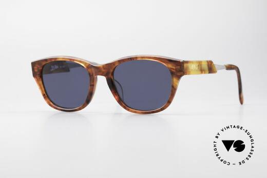 Jean Paul Gaultier 56-1071 Vintage Designer Sonnenbrille Details