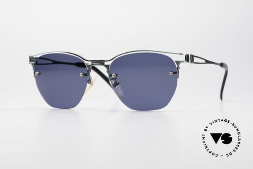 Jean Paul Gaultier 56-2173 Echt Vintage No Retro Brille Details