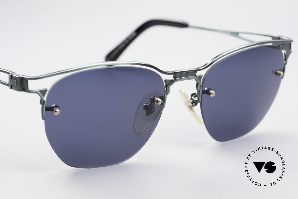 Jean Paul Gaultier 56-2173 Echt Vintage No Retro Brille, unbenutzt (wie alle unsere vintage Gaultiers), Passend für Herren und Damen