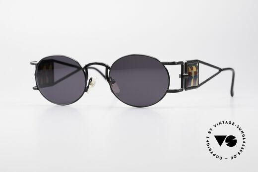 Jean Paul Gaultier 56-4672 Kunstvolle Sonnenbrille Oval Details
