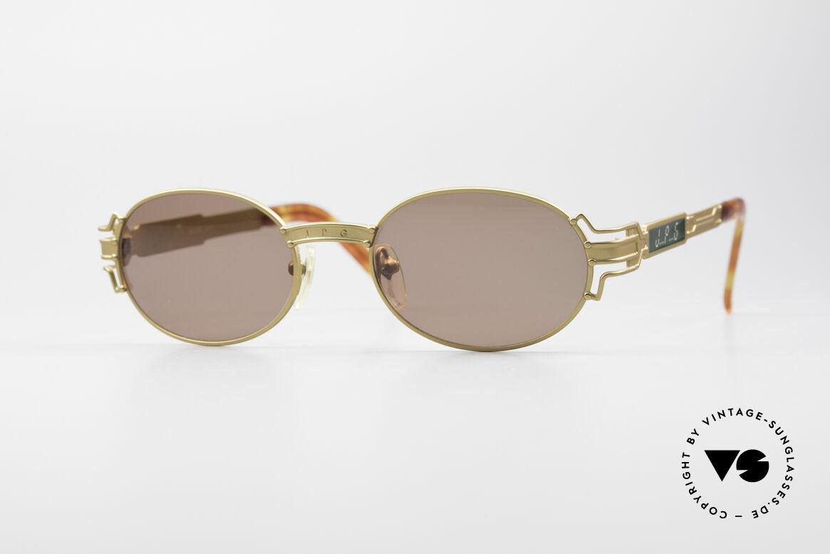 Jean Paul Gaultier 58-5105 Ovale Designer Sonnenbrille
